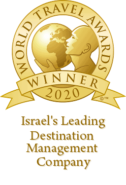 Israels leading destination management company  winner shield